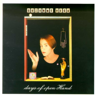 Suzanne Vega - Days Of Open Hand (LP)