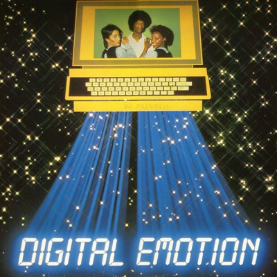 Digital Emotion - Digital Emotion (Album)