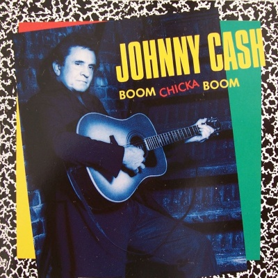 Johnny Cash - Boom Chicka Boom