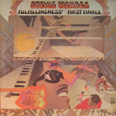 Stevie Wonder - Fulfillingness First Finale (Album)