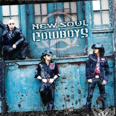 New Soul Cowboys - Painted Horse