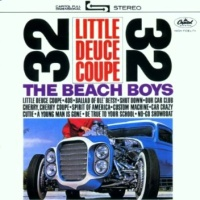 The Beach Boys - Little Deuce Coupe (Album)