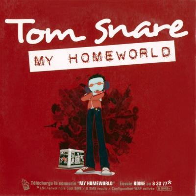 Tom Snare - My Homeworld (Single)