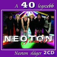 Neoton Família - A 40 Legszebb Neoton Slager (СD 2)