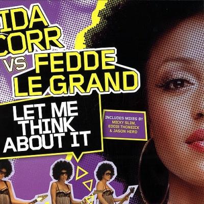 Ida Corr - Let Me Think About It (+ Remixes) (Album)