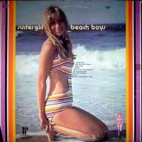 The Beach Boys - Surfer Girl (Album)