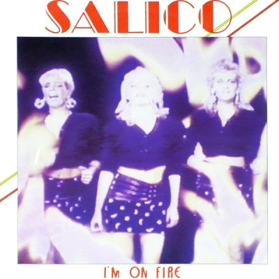 Salico - I'm On Fire (Album)
