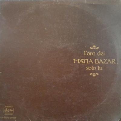 Matia Bazar - L'Oro Dei Matia Bazar (Album)