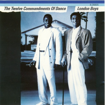London Boys - The Twelve Commandments Of Dance (Album)