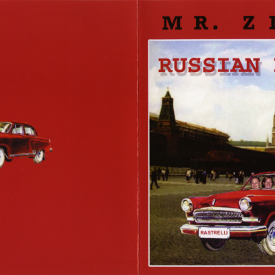 Mr. Zivago - Russian Paradise (Album)