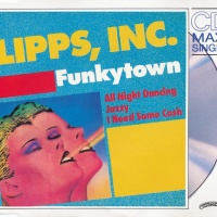Lipps, Inc. - Funkytown (Album)