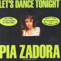 Pia Zadora - Let's Dance Tonight (Album)