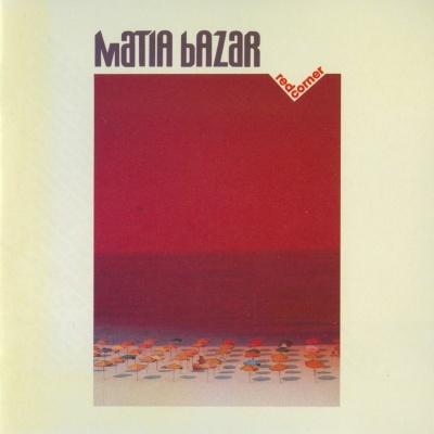 Matia Bazar - Red Corner (Album)