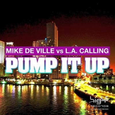 Mike De Ville - Pump It Up (Album)