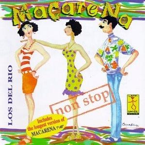 Los Del Rio - Macarena Non Stop (Album)