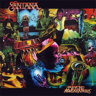 Santana - Beyond Appearances (Album)