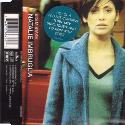 Natalie Imbruglia - Big Mistake (CDS AU) (Album)