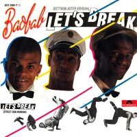 Baobab - A Let's Break (EP)