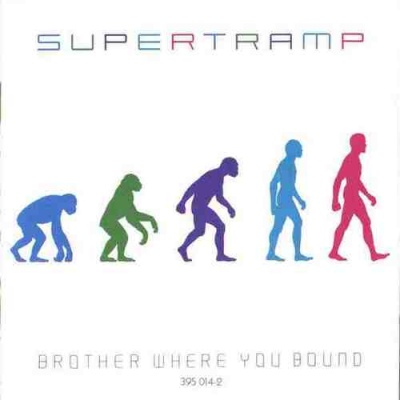 Supertramp - Brother Where You Bound (Album)