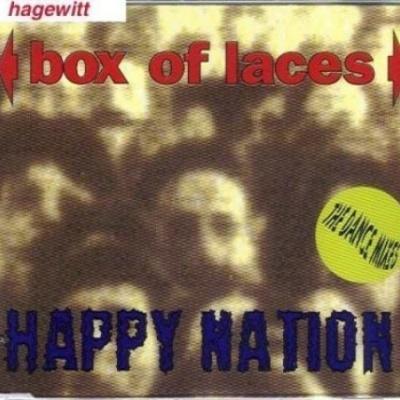 Box Of Laces - Happy Nation - The Dance Mixes (Album)