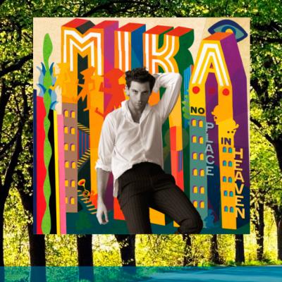 Mika - No Place in Heaven (Deluxe Edition) (Album)