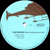 Olav Basoski - Water Fire Rhythm Love EP1 (EP)