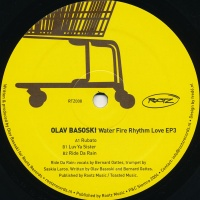 Olav Basoski - Water Fire Rhythm Love EP 3 (EP)