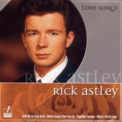 Rick Astley - Love Songs (LP)