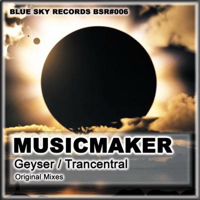 Yuri Kane - Geyser / Trancentral (Single)