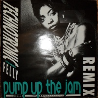 Technotronic - Pump Up The Jam (Remix) (Single)