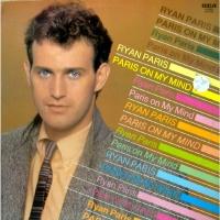 Ryan Paris - Paris On My Mind (Vinyl, 12'', 33 RPM) (Single)