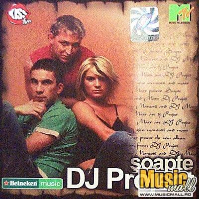 DJ Project - Soapte (CD2) (Album)