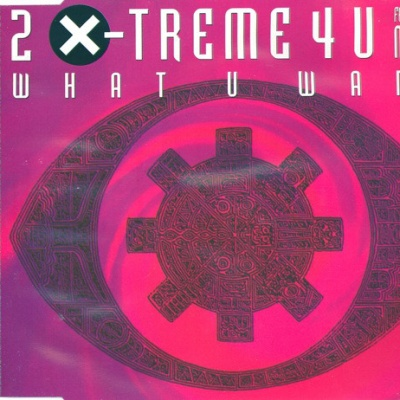 2 X-Treme 4 U - What U Want (Single)