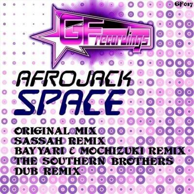 Afrojack - Space (Album)