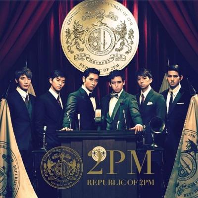 2PM - Republic Of 2PM (Album)