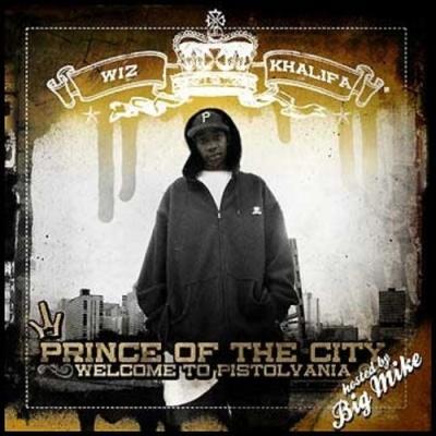 Wiz Khalifa - Prince Of The City: Welcome To Pistolvania (Album)