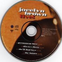 Jocelyn Brown - Live (Album)