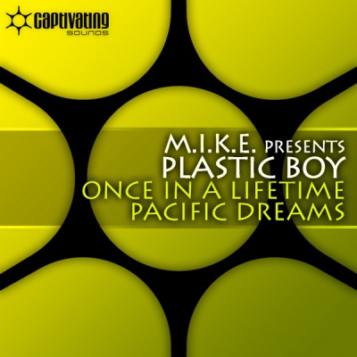 Plastic Boy - Once In A Lifetime / Pacific Dreams