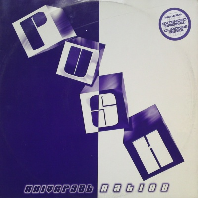 Push - Universal Nation (Single)