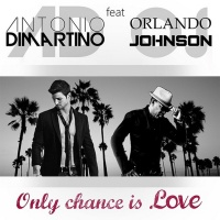 Orlando Johnson - Only Chance Is Love (Single)