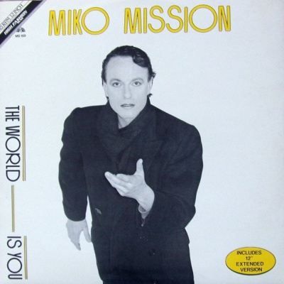 Miko Mission - The World Is You (Single)