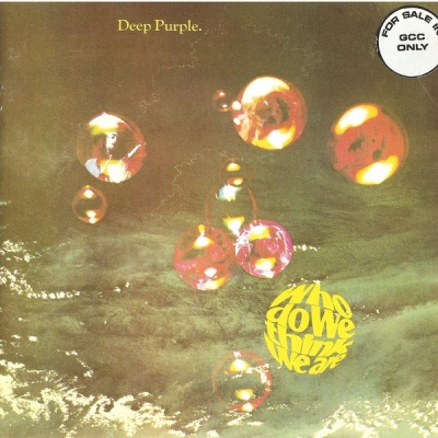 Deep Purple - Who Do We Think We Are! (Album)