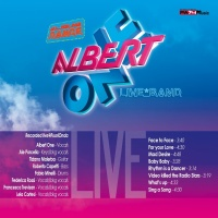 Albert One - Albert One Live Band: Recorded Live @ Fuorionda (Live)(PA74)