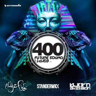 Björn Åkesson - Future Sound Of Egypt 400 (Disc 2)