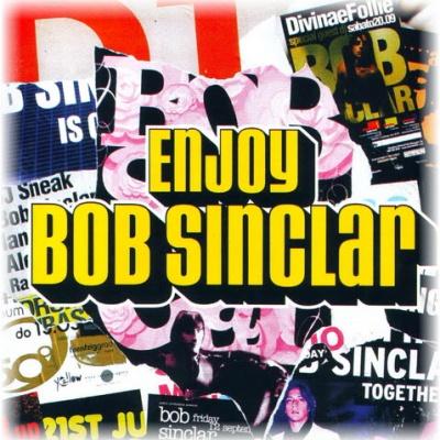 Bob Sinclar - Live Around The World (Album)