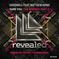 Hardwell - Dare You - The Remixes Part 2 (Single)