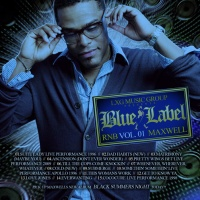 Maxwell - Blue Label RNB Vol.1