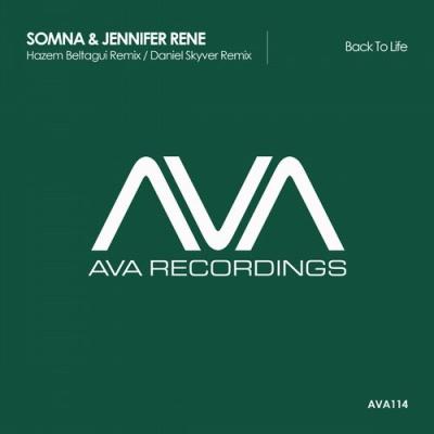 Jennifer Rene - Back To Life (Single)