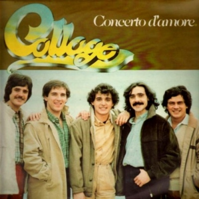 Collage (Italy) - Concerto D'Amore (LP)