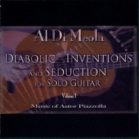 Al Di Meola - Diabolic Inventions And Seduction For Solo Guitar (Album)